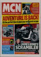 Motorcycle News Magazine Issue 27/05/2020