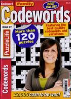 Family Codewords Magazine Issue NO 27