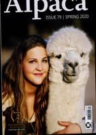 Alpaca Magazine Issue NAT SHOW