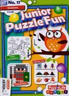Puzzlelife Junior Bronze Magazine Issue JNR PZ F17