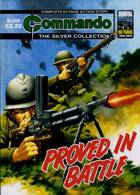 Commando Silver Collection Magazine Issue NO 5338