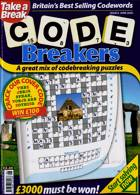 Take A Break Codebreakers Magazine Issue NO 6