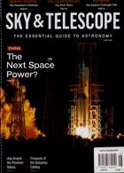 Sky And Telescope Magazine Issue JUN 20