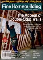 Fine Homebuilding Magazine Issue JUN 20