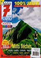Tele 7 Jeux Magazine Issue 74