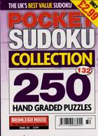 Pocket Sudoku Collection Magazine Issue NO 132