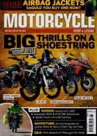 Motorcycle Sport & Leisure Magazine Issue AUG 20