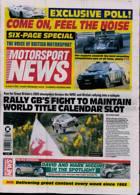 Motorsport News Magazine Issue 17/06/2020
