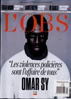 L Obs Magazine Issue NO 2901