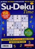 Sudoku Time Magazine Issue NO 186