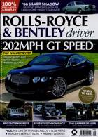 Rolls Royce Bentley Driver Magazine Issue SEP-OCT
