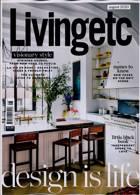 Living Etc Magazine Issue AUG 20