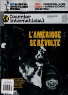 Courrier International Magazine Issue NO 1545