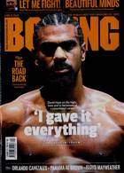 Boxing News Magazine Issue 11/06/2020