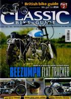 Classic Bike Guide Magazine Issue JUL 20