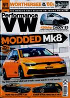 Performance Vw Magazine Issue AUG 20