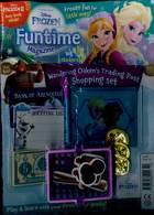 Frozen Funtime Magazine Issue NO 10