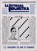 La Settimana Enigmistica Magazine Issue NO 4603