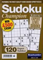 Sudoku Champion Magazine Issue NO 65