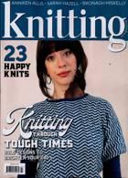 Knitting Magazine Issue KM207