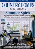 Country Homes & Interiors Magazine Issue AUG 20