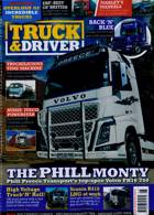 Truck And Driver Magazine Issue AUG 20