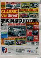 Classic Car Buyer Magazine Issue 22/04/2020