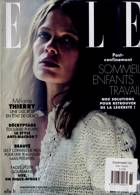 Elle French Weekly Magazine Issue NO 3885