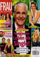 Frau Im Spiegel Weekly Magazine Issue NO 25