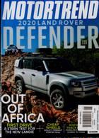 Motor Trend Magazine Issue JUN 20