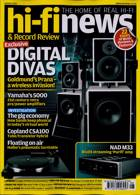 Hi-Fi News Magazine Issue AUG 20