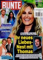 Bunte Illustrierte Magazine Issue NO 25