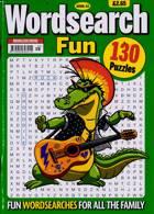 Wordsearch Fun Magazine Issue NO 45