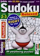 Puzzlelife Sudoku L 2&3 Magazine Issue NO 20