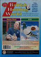 British Homing World Magazine Issue NO 7529