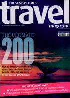 Sunday Times Travel Magazine Issue SEP 20