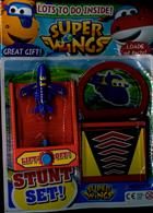 Super Wings Magazine Issue NO 4