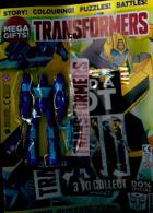 Transformers Rid Magazine Issue NO 55