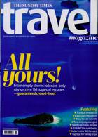 Sunday Times Travel Magazine Issue OCT 20