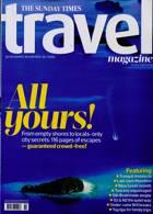 Sunday Times Travel Magazine Issue OCT 20