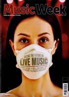 Music Week Magazine Issue 02/06/2020