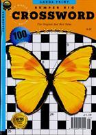 Bumper Big Crossword Magazine Issue NO 131