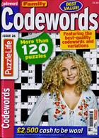 Family Codewords Magazine Issue NO 26