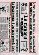Le Canard Enchaine Magazine Issue 89