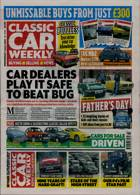Classic Car Weekly Magazine Issue 03/06/2020