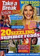 Take A Break Fiction Feast Magazine Issue JUL 20