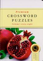 Premium Crossword Puzzles Magazine Issue NO 68