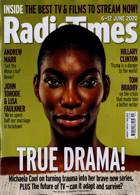 Radio Times London Edition Magazine Issue 06/06/2020