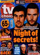 Tv Choice England Magazine Issue NO 24