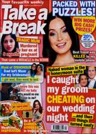 Take A Break Magazine Issue NO 24
